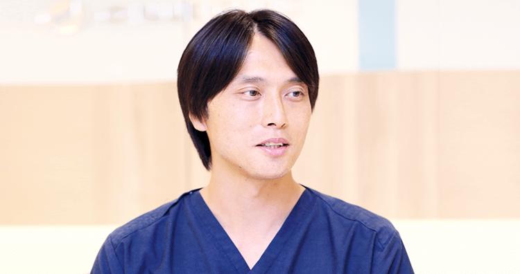 湘南藤沢おぬき消化器クリニック院長 医学博士 小貫 建一郎